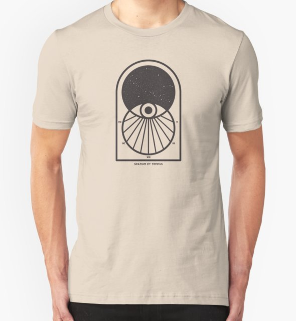 RedBubble: Space and Time