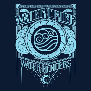Once Upon a Tee: Classic Water
