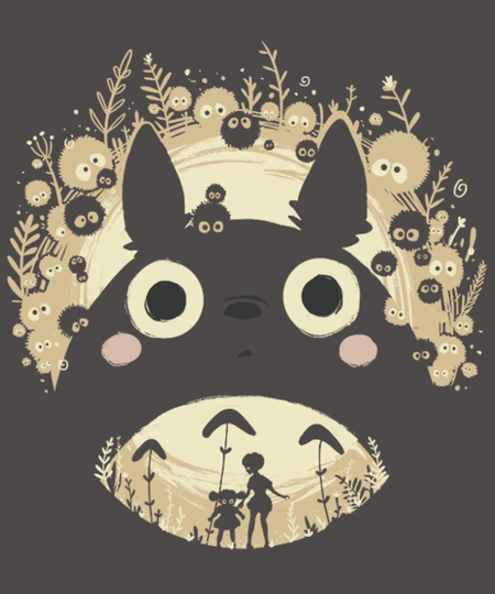 Qwertee: Neighbor's Dream