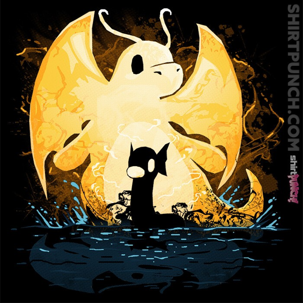 ShirtPunch: Dragon Water