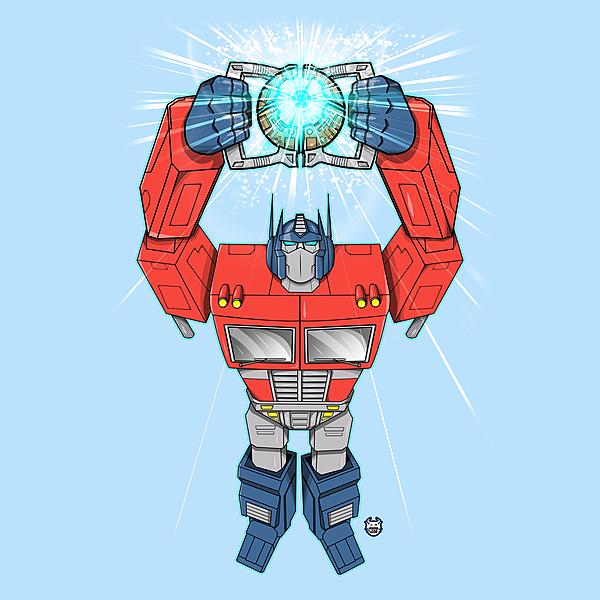 NeatoShop: Optimus Prime