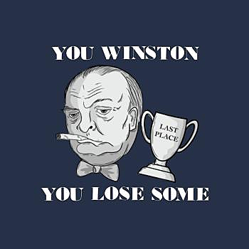 BustedTees: Winston2