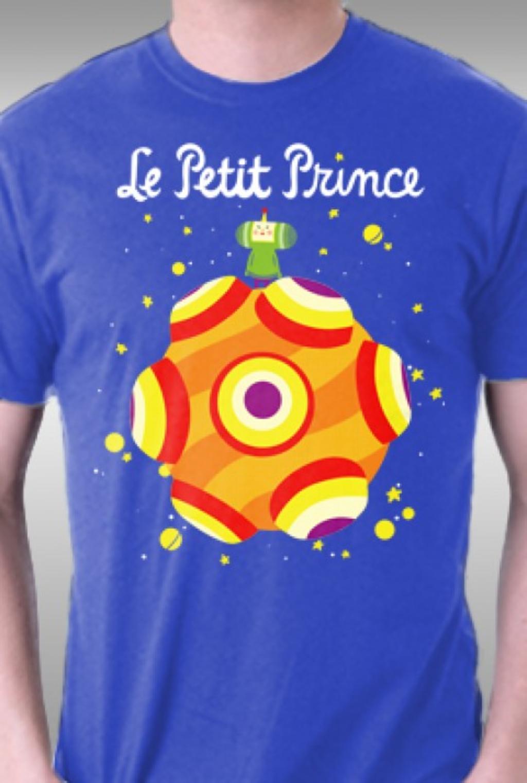TeeFury: Le Petit Prince Cosmique
