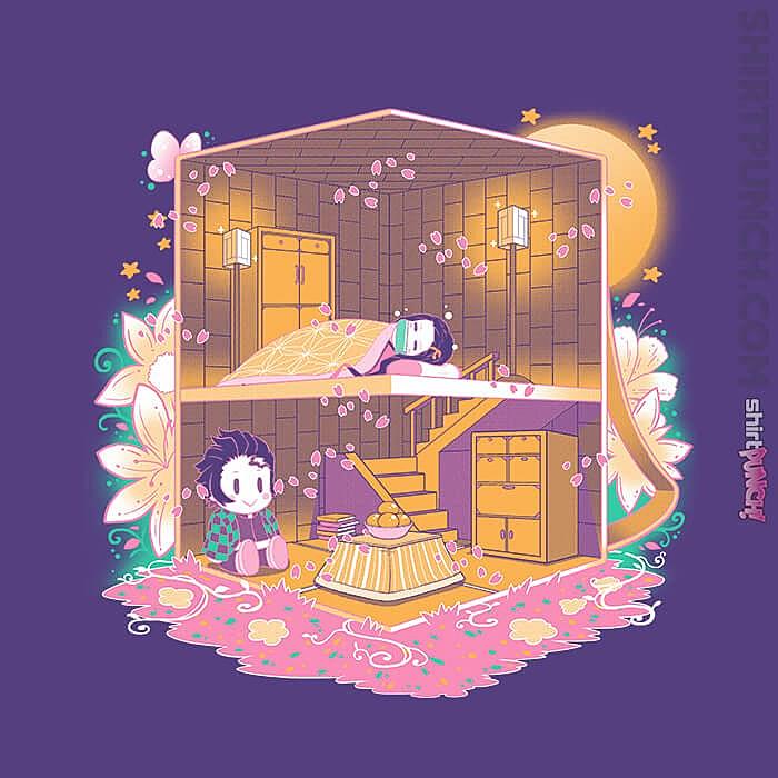 ShirtPunch: Box House