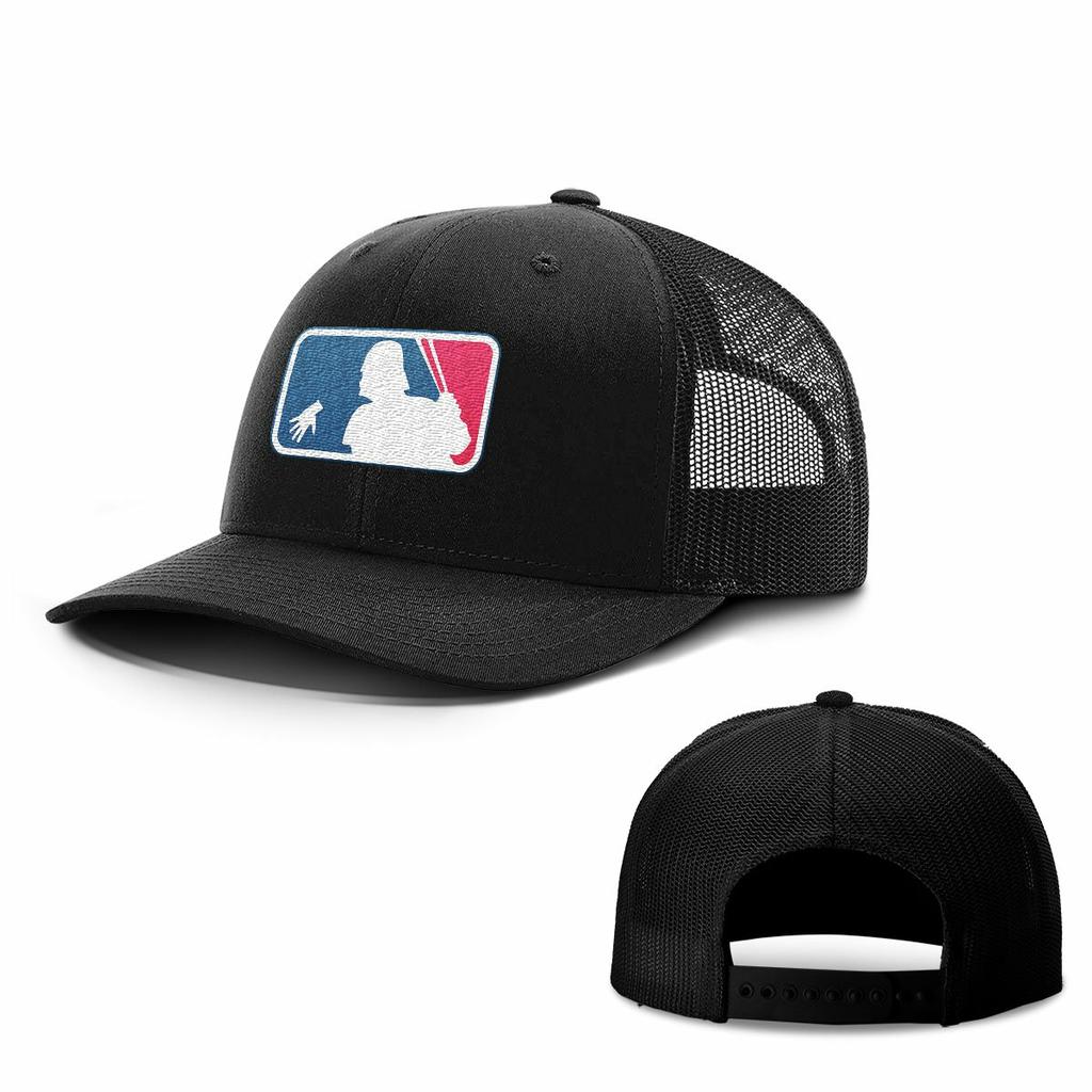 BustedTees: Funny Baseball Hats