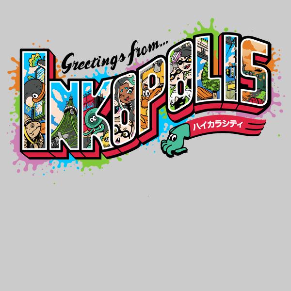 NeatoShop: Greetings from Inkopolis