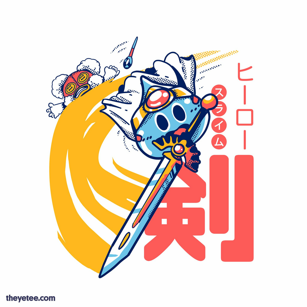 The Yetee: A New Hero