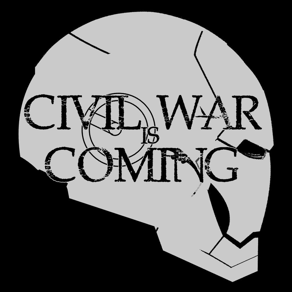 Pop-Up Tee: Civil War is Coming