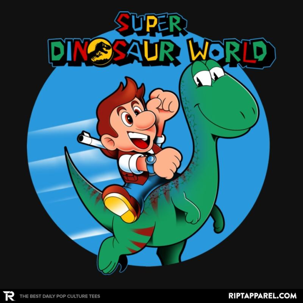 Ript: Super Dinosaur World