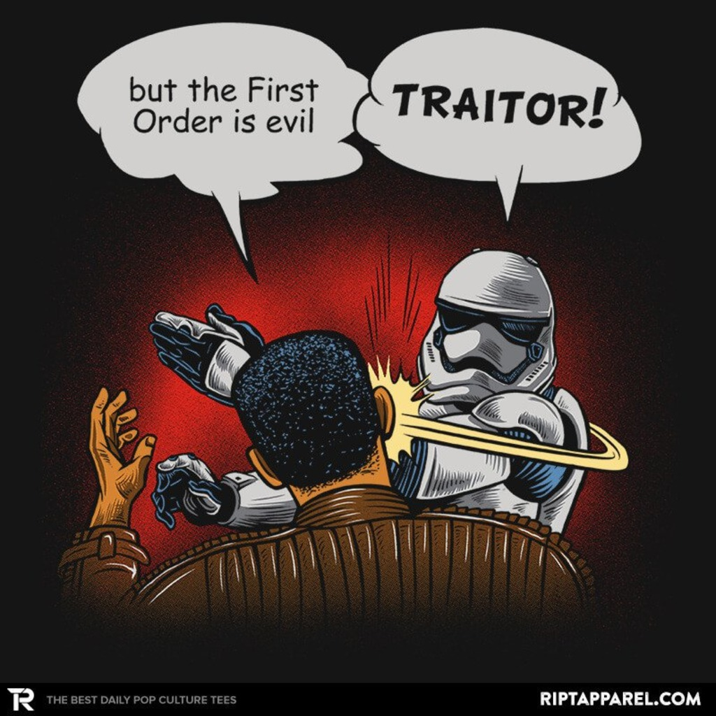 Ript: Traitor
