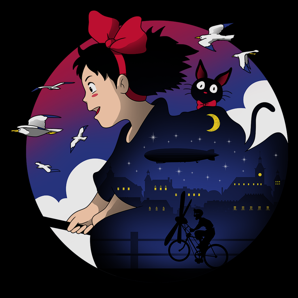 Pop-Up Tee: A Young Witches Journey