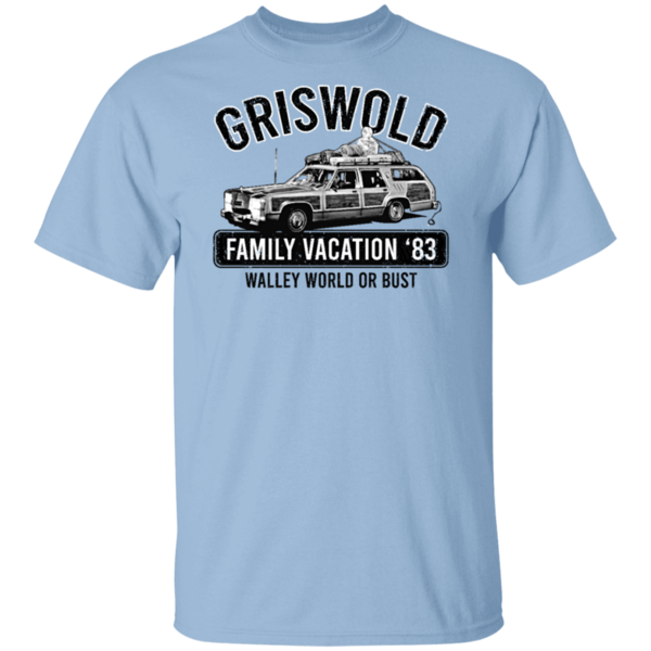 Pop-Up Tee: Griswold Family Vaca