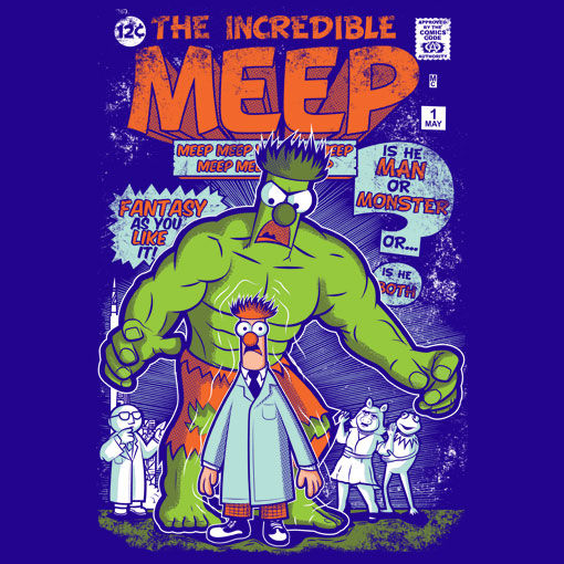 TeeFizz: Incredible Meep
