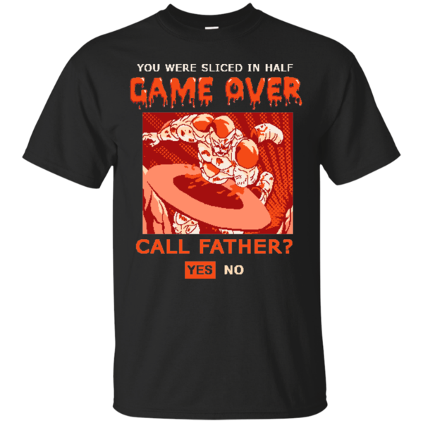 Pop-Up Tee: Game Over Frieza