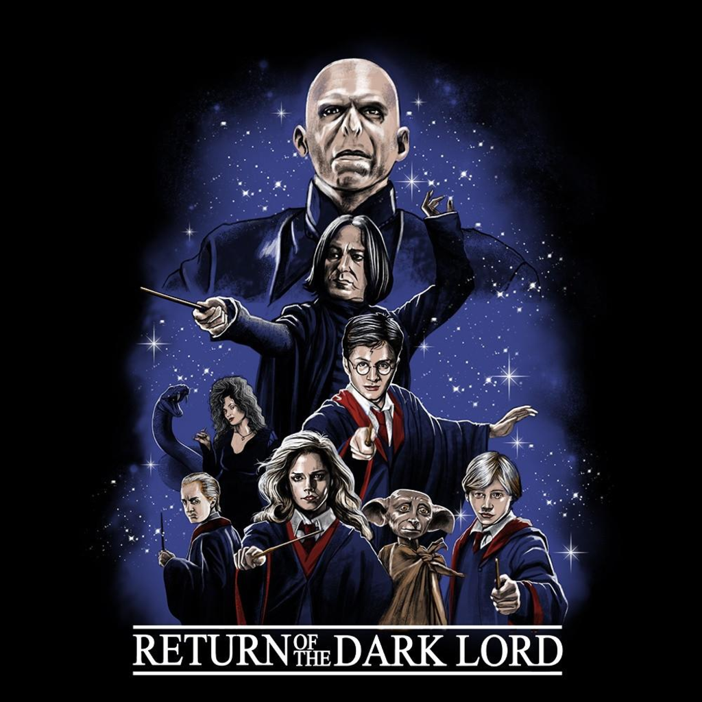 Once Upon a Tee: Return of the Dark Lord