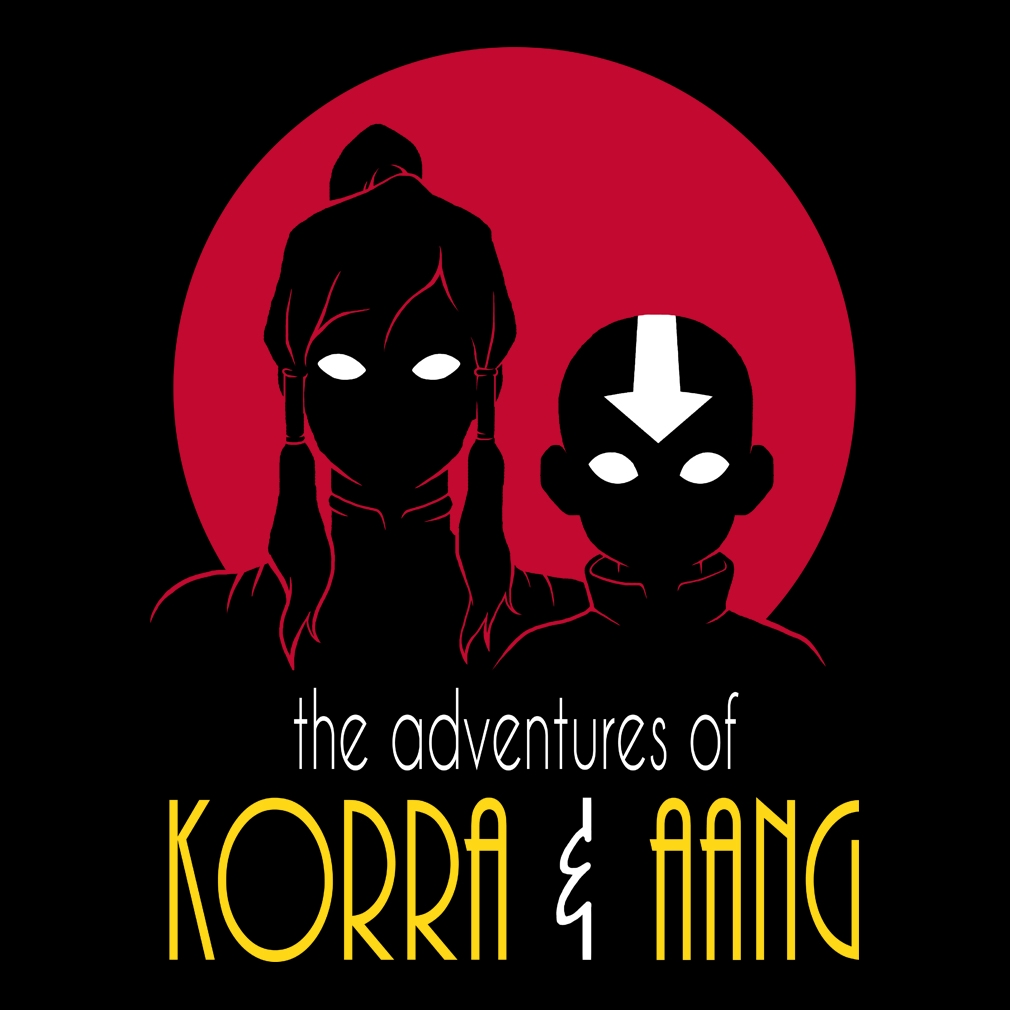 TeeTournament: The adventures of Korra & Aang