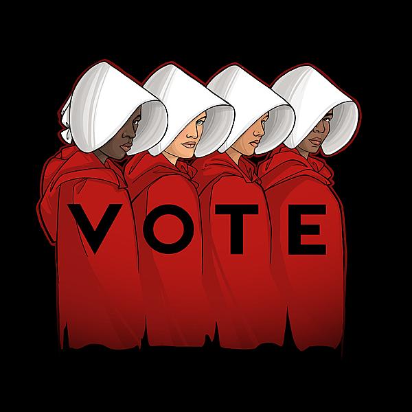 NeatoShop: Handmaids Vote