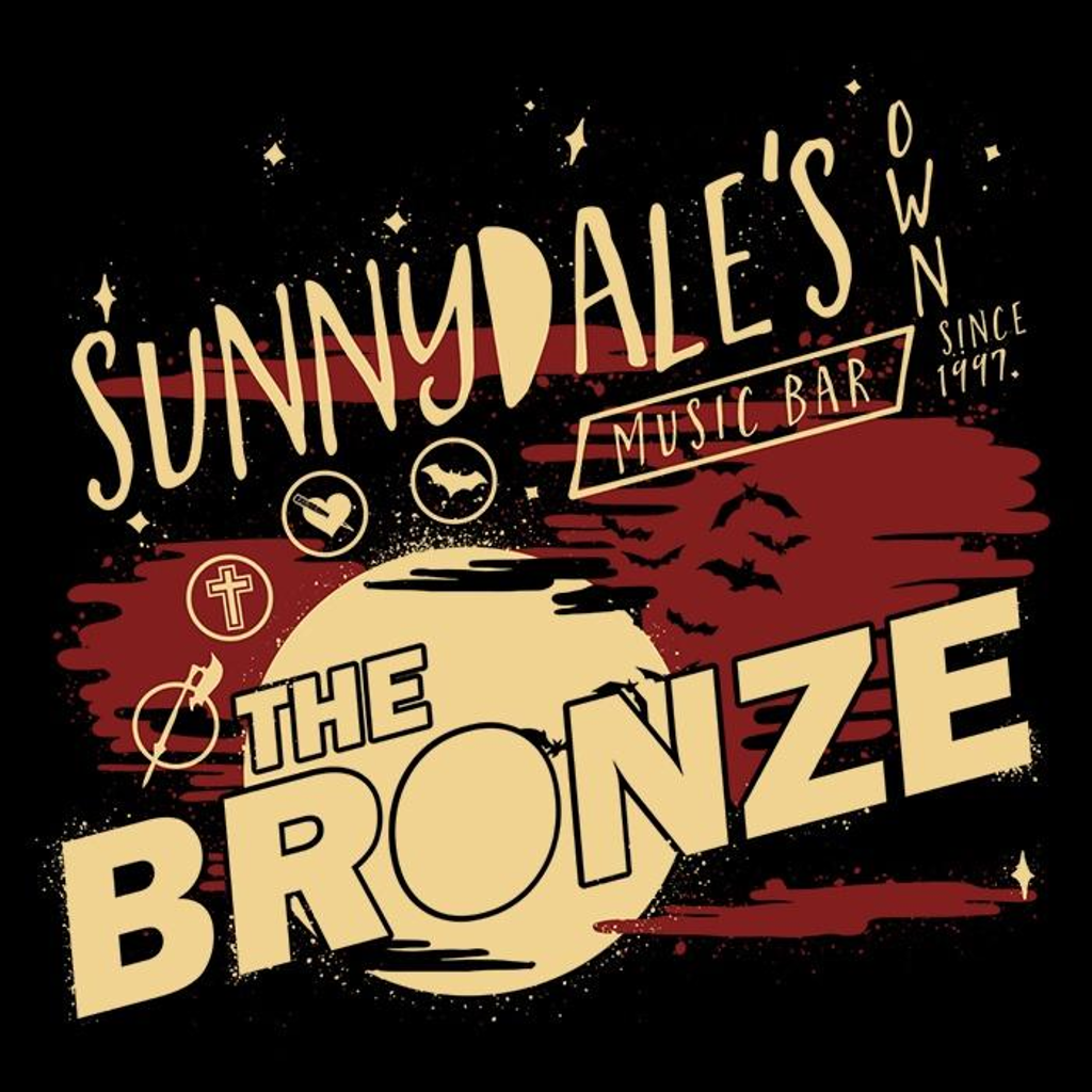 Once Upon a Tee: The Bronze