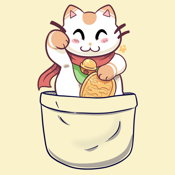 NeatoShop: Pocket Lucky Cat