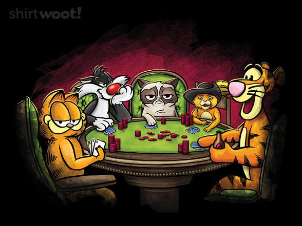 Woot!: Cat Poker