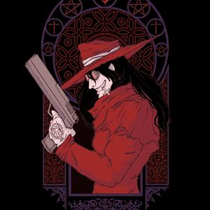 Qwertee: The Vampire