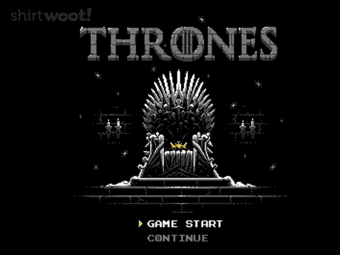 Woot!: That Thrones Game