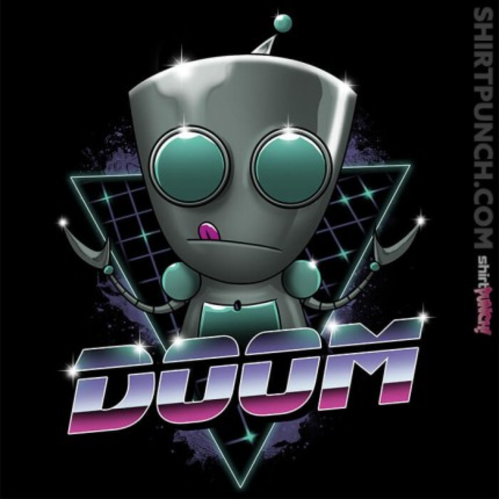 ShirtPunch: DOOM