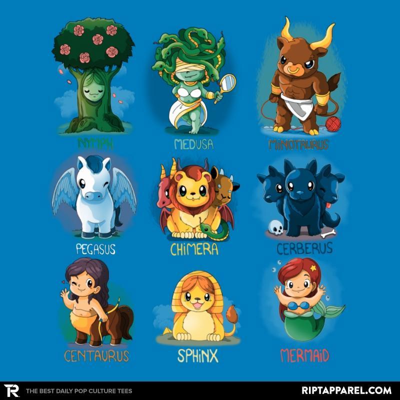 Ript: Mythology Creatures
