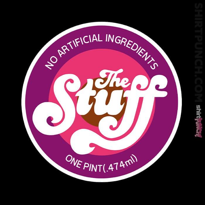 ShirtPunch: The Stuff