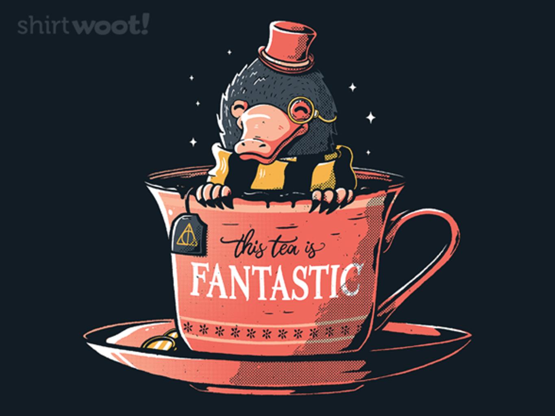 Woot!: Fantastic Tea