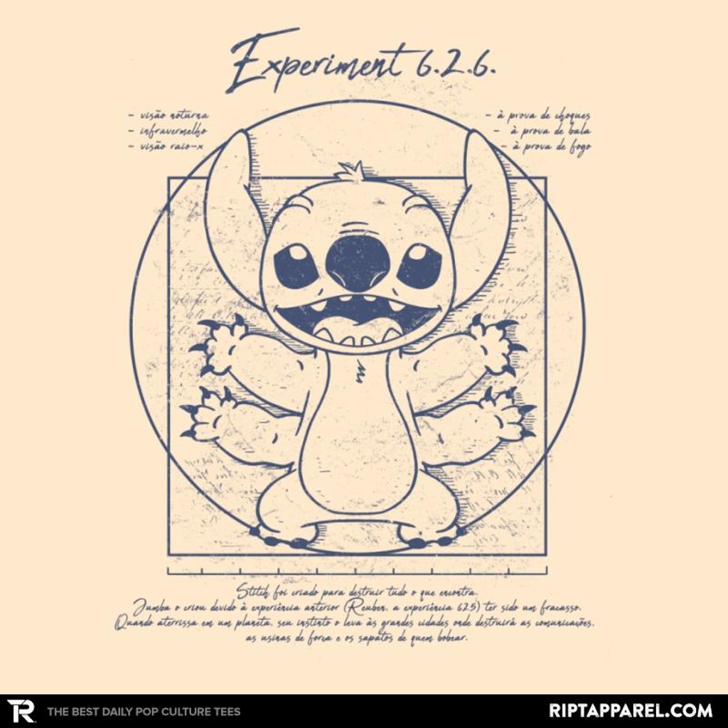 Ript: Vitruvian Stitch