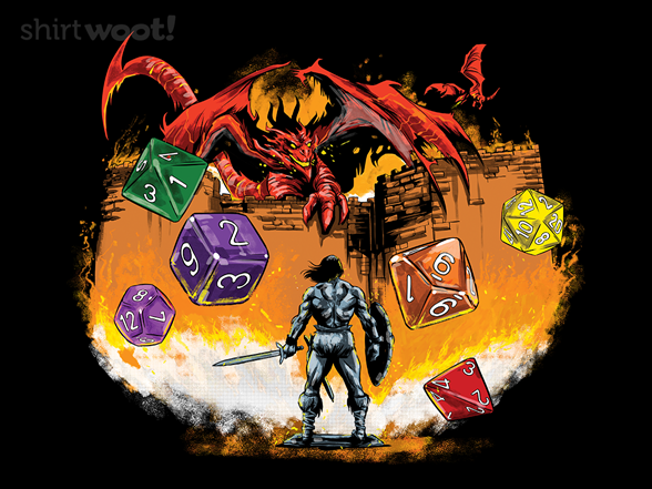 Woot!: The Master of Dungeons