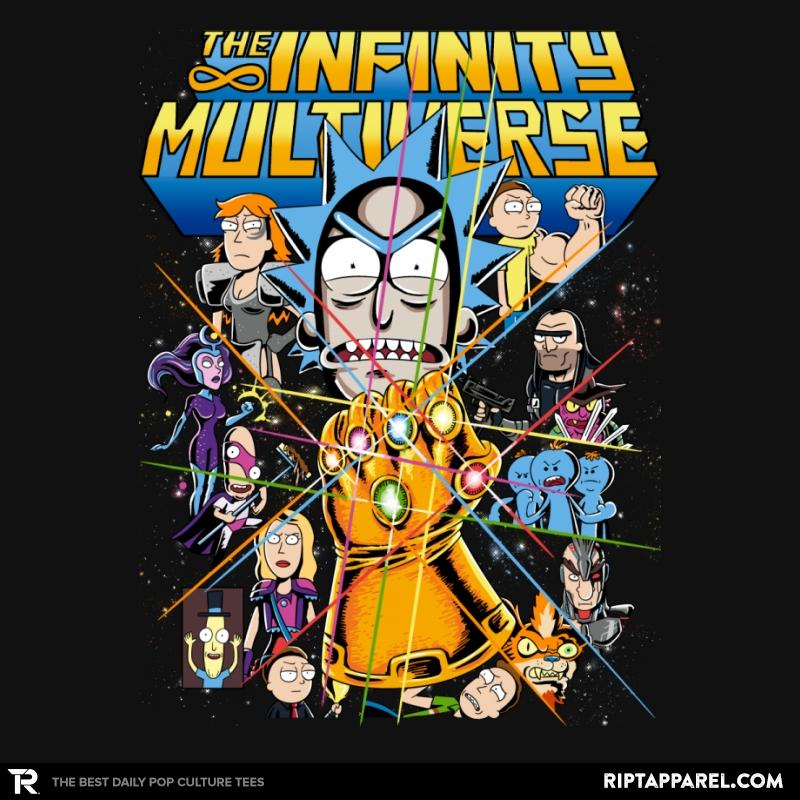 Ript: The Infinity Multiverse