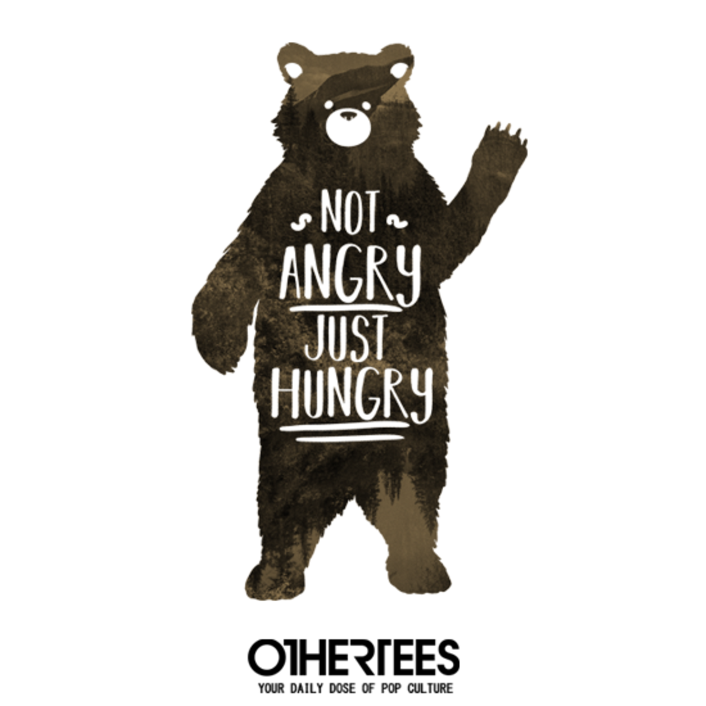 OtherTees: Just Hungry
