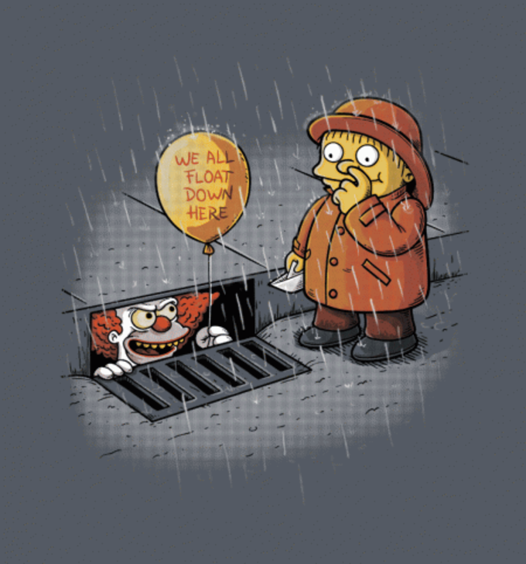BustedTees: We All Float