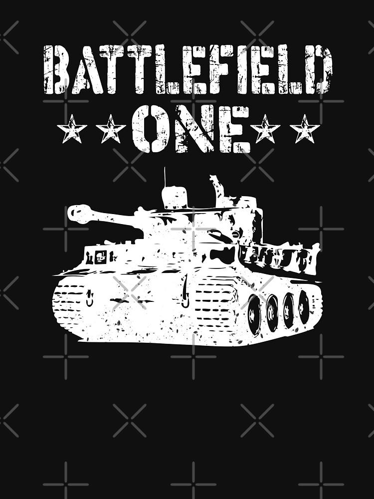 RedBubble: Battlefield one Tanks