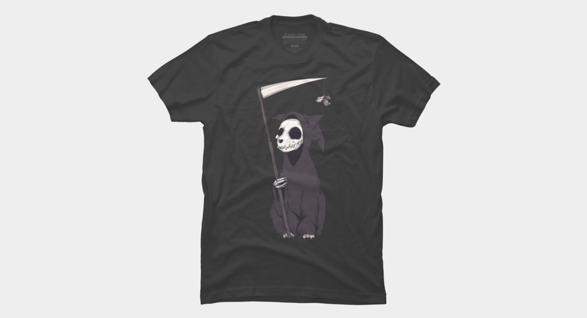 Design by Humans: Cat Reaper