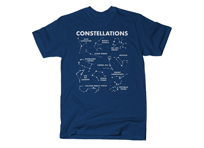 SnorgTees: Constellations