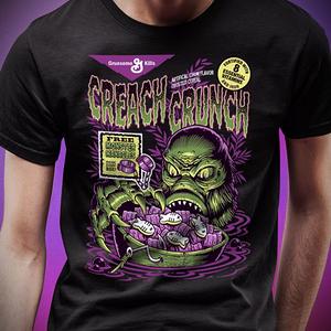teeVillain: Creach Crunch