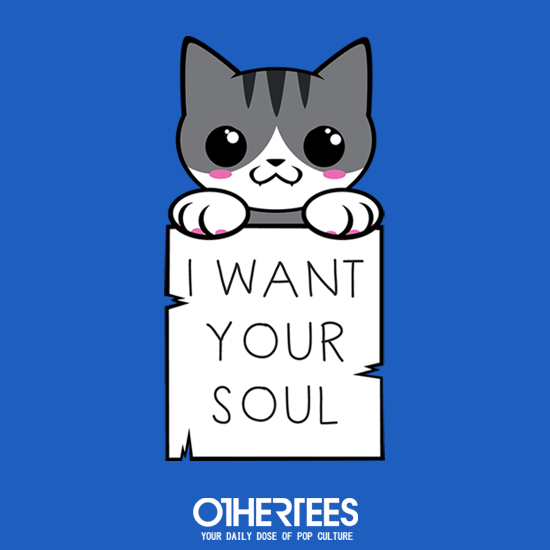 OtherTees: Soul Kitty