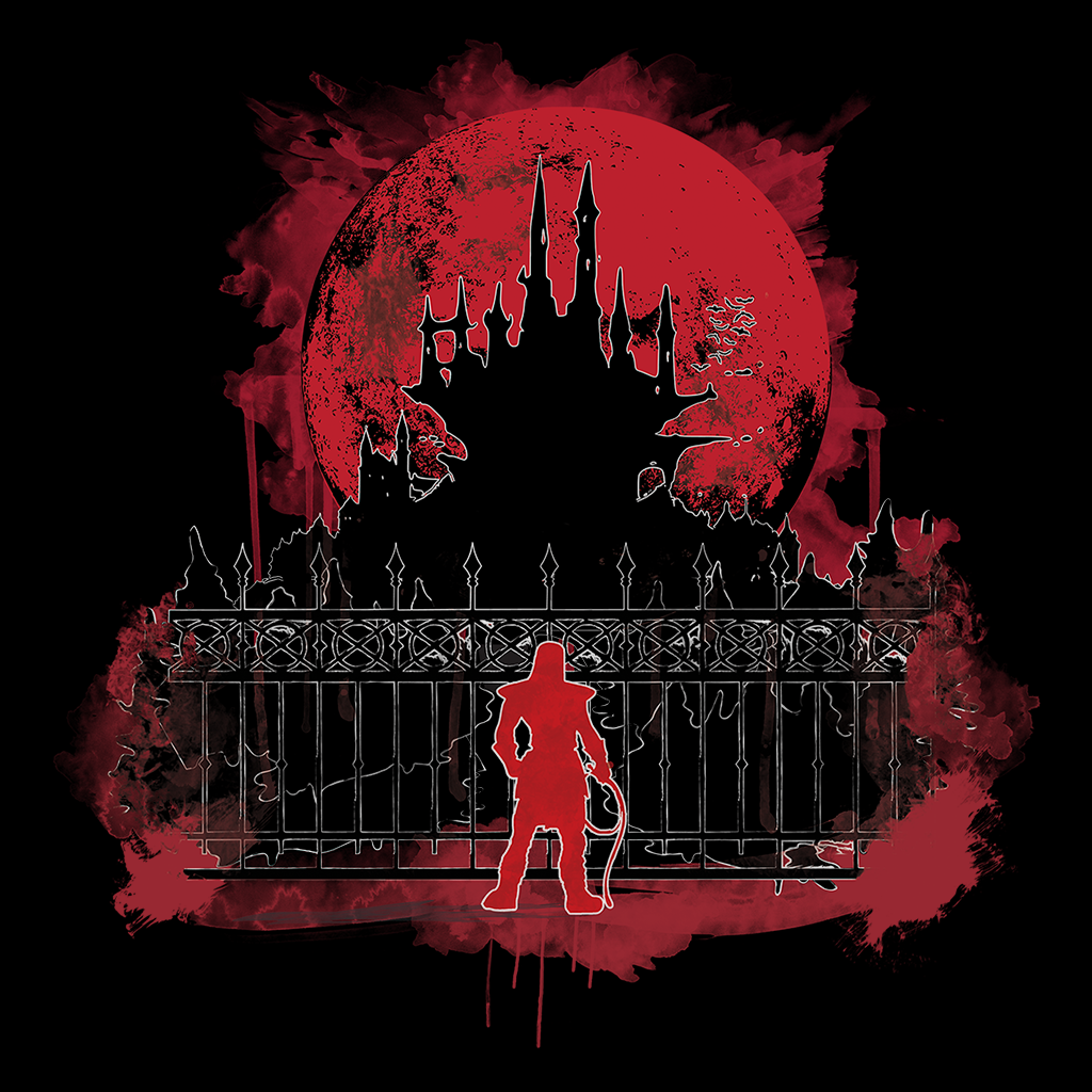 Pop-Up Tee: Terrible Night to have a Curse