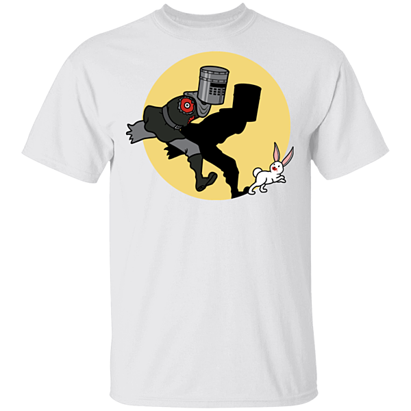 Pop-Up Tee: The Adventures Of The Black Knight
