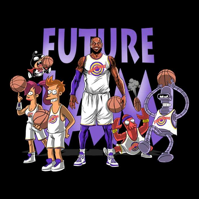 Once Upon a Tee: Future Jam