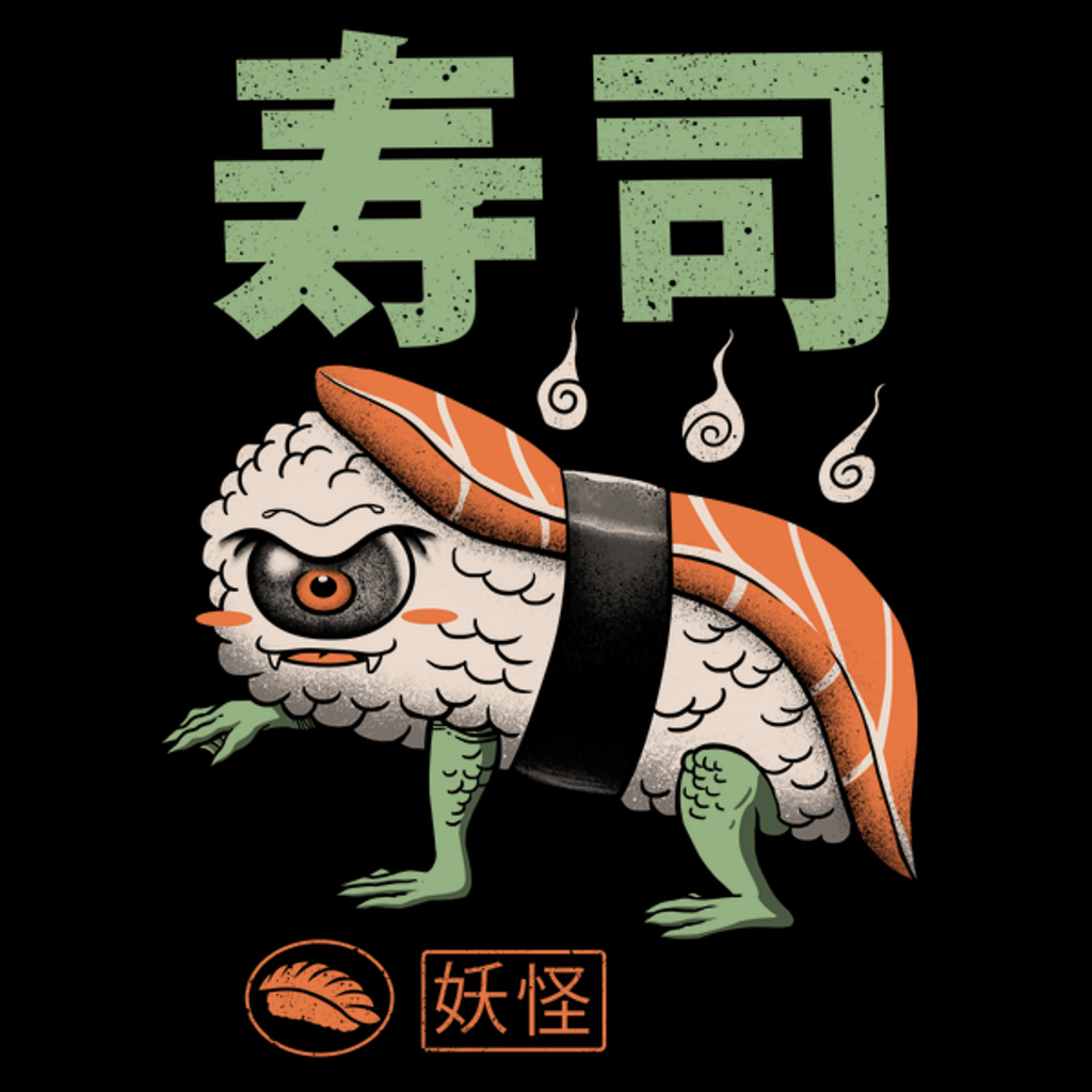 NeatoShop: Yokai Sushi