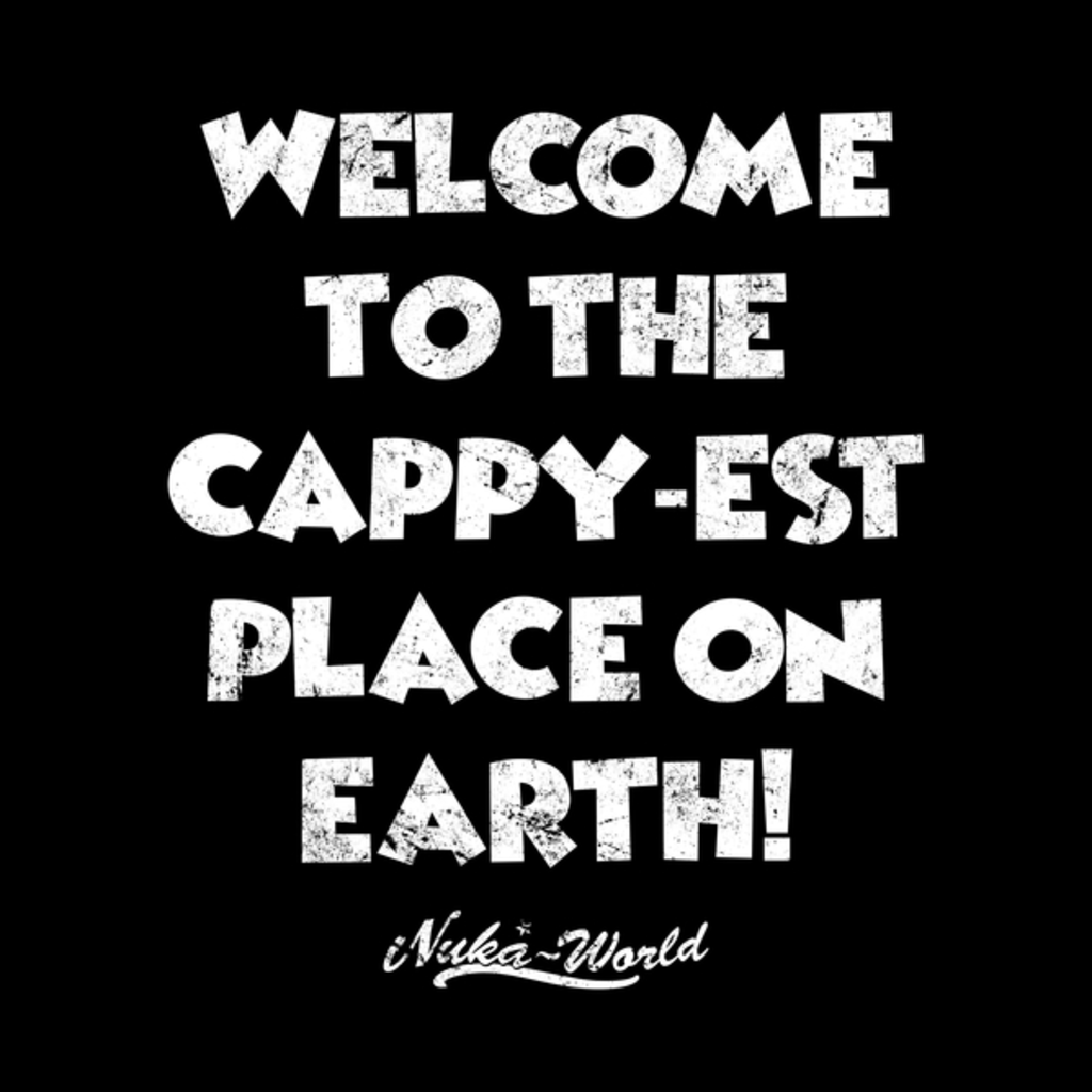 NeatoShop: Welcome to the Cappy-est place on Earth!