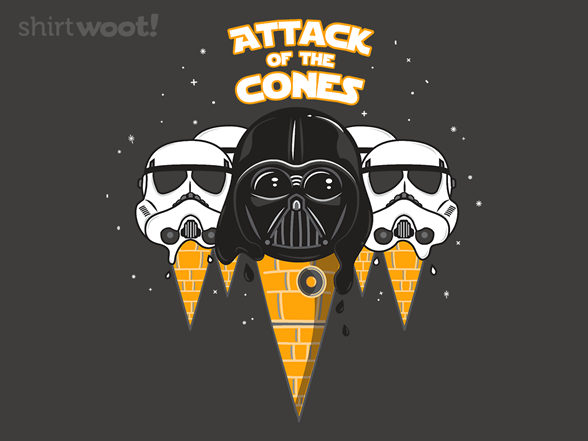 Woot!: Attack of the Cones - $8.00 + $5 standard shipping