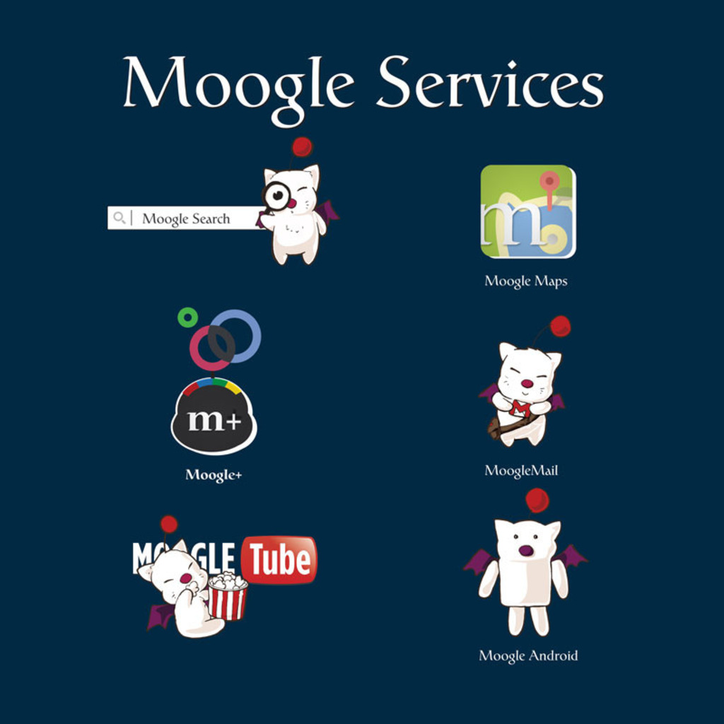 Wear Viral: Moogle Services