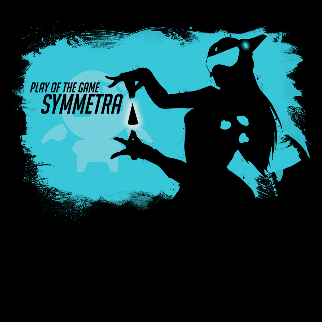 Pop-Up Tee: Symmetra
