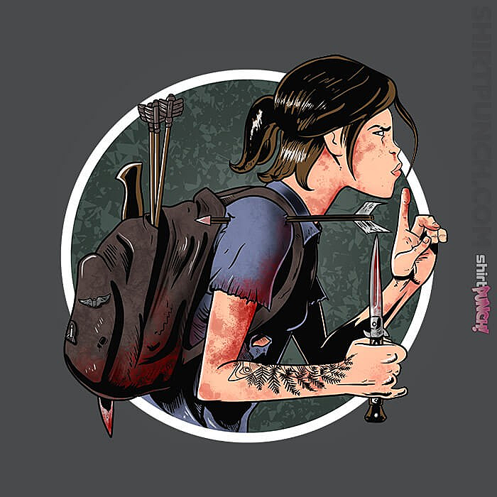 ShirtPunch: Tank Ellie