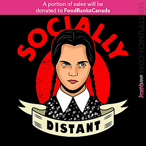ShirtPunch: Socially Distant